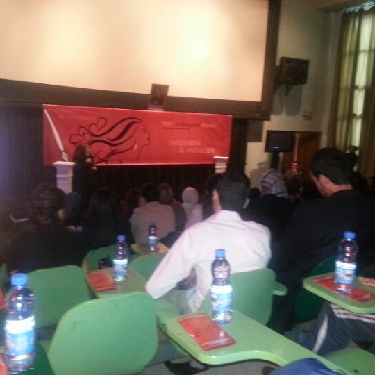 Photo taken at ISCAE by ilyas t. on 12/1/2012