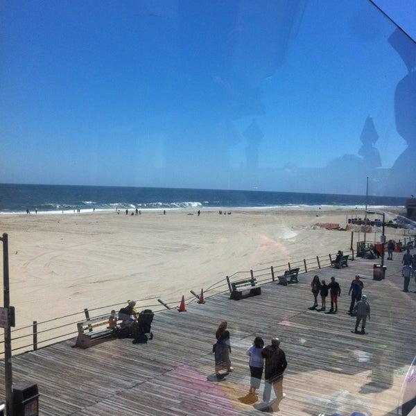 Photo taken at Point Pleasant Beach Boardwalk by Jane B. on 5/4/2013