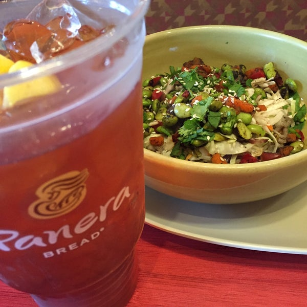 Photo taken at Panera Bread by  Frank S. on 12/13/2015
