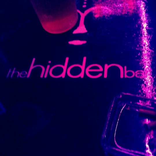 Photo taken at The Hidden Bar by Karila C. on 10/27/2012