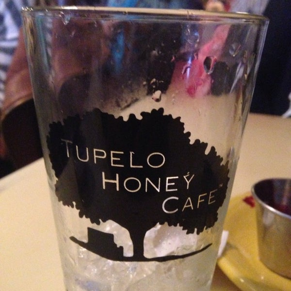 Photo taken at Tupelo Honey Cafe by Danny B. on 3/2/2014