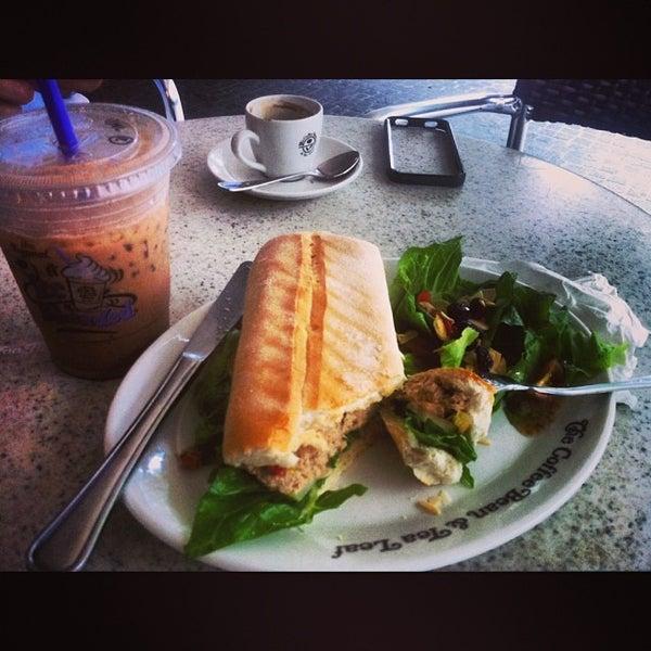 Photo taken at The Coffee Bean by Nik W. on 7/30/2014