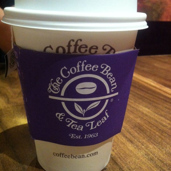 Photo taken at The Coffee Bean by Jessica Wong on 8/16/2014
