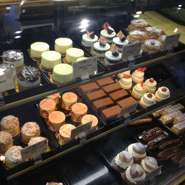 Photo taken at Cannelle Patisserie by Sadat S. on 6/2/2013
