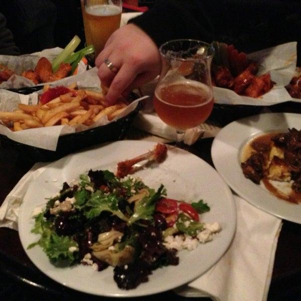 Taps beer garden in petaluma for Food bar petaluma