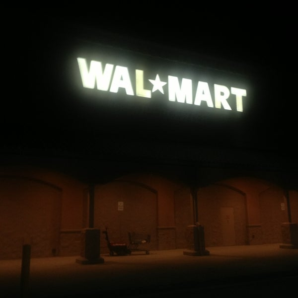 Photo taken at Walmart Supercenter by K M. on 6/19/2013