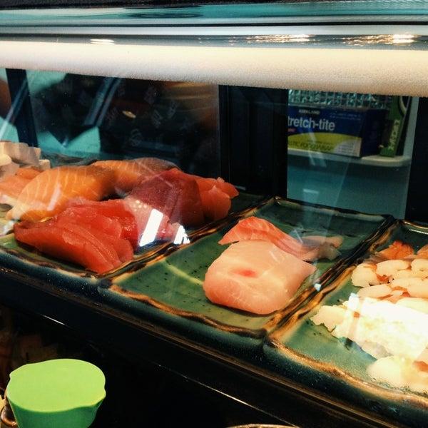 Photo taken at Sushi Cafe by Erick on 9/11/2013