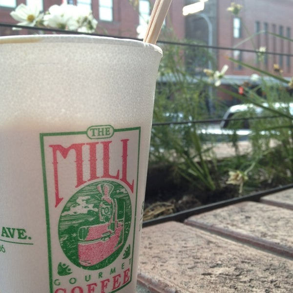 Photo taken at The Mill Coffee Shop by Mitchell M. on 7/1/2013