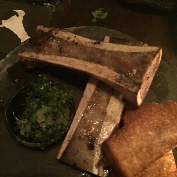 Photo taken at Jean Georges Steakhouse by Tracy D. on 10/24/2015