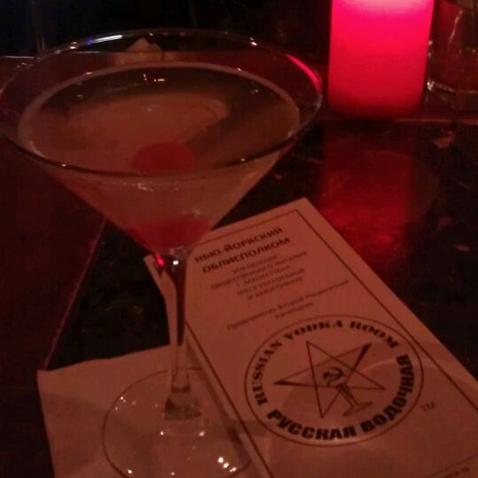 The peach martini is surprisingly very good and refreshing! Perfect after a long and exhausting day at work.
