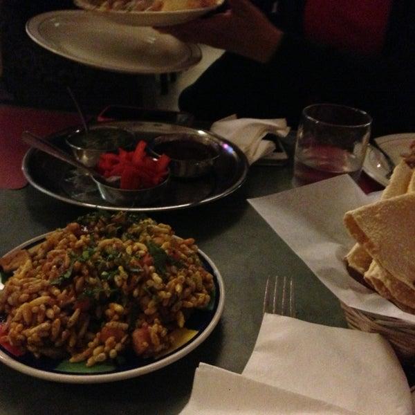 Photo taken at Jackson Diner by Neha K. on 6/8/2013