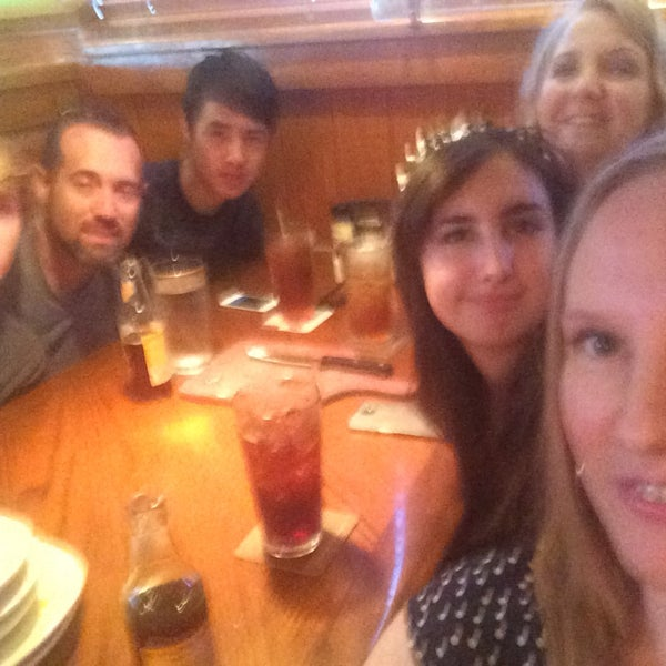 Photo taken at Outback Steakhouse by Chelle D. on 6/1/2015