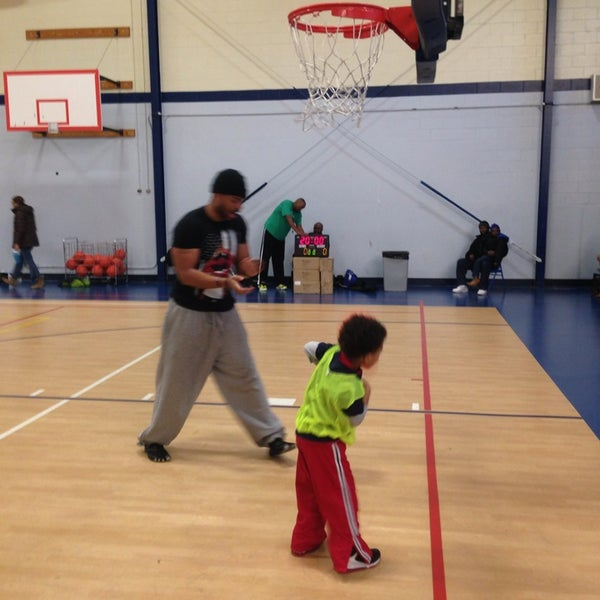 Photo taken at Beech Woods Recreation Center by Jessica J. on 2/15/2014