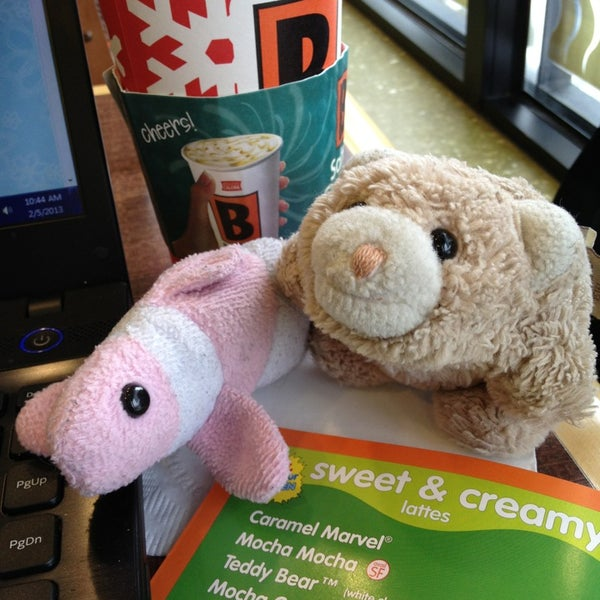 Photo taken at BIGGBY COFFEE by PSU-Lion D. on 2/5/2013