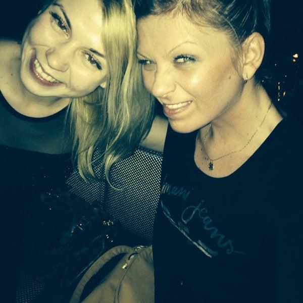 Photo taken at Music Bar Phenomen by Klara on 4/26/2014