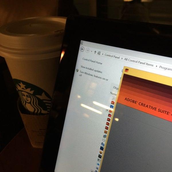 Photo taken at Starbucks by Thomas on 10/13/2014