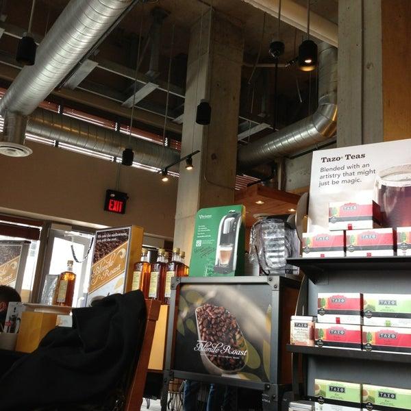 Photo taken at Starbucks by Thomas on 2/3/2013