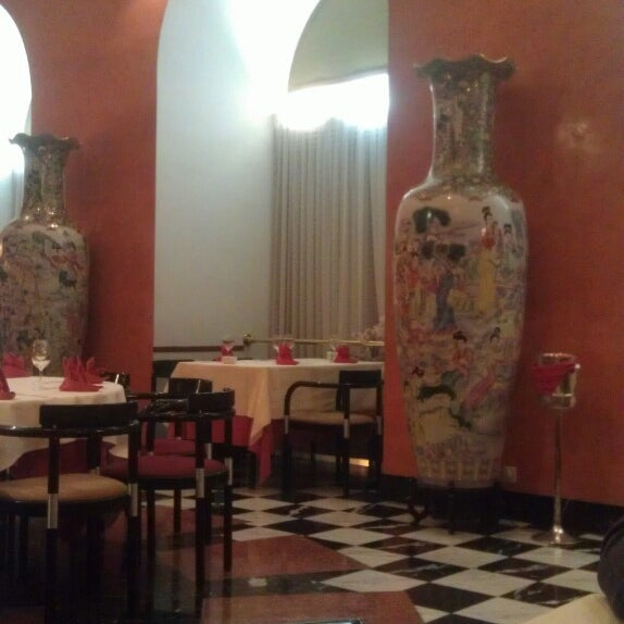 "Photo taken at Ресторан ""Чопстикс"" / Chopsticks Restaurant by Marina U. on 4/6/2013"
