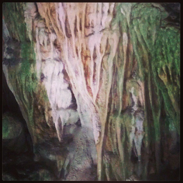 Photo taken at Caves of Nerja by Marc C. on 7/26/2013