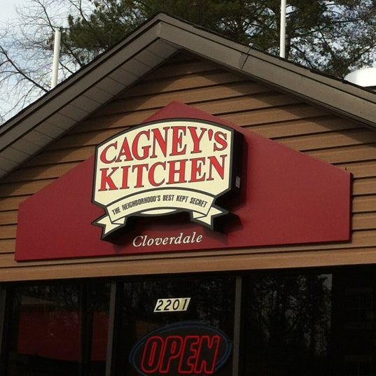 Cagney S Kitchen Cloverdale Ave