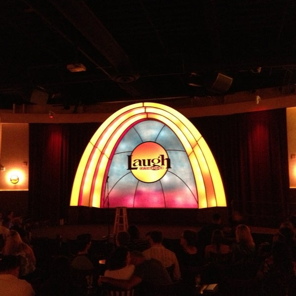 Long Beach's Laugh Factory is part of the Laugh Factory chain of comedy clubs owned by Jamie Masada. It is located at South Pine Avenue in Long Beach, California. It is the 4th Laugh Factory to open and the 3rd in Southern California. [citation needed].