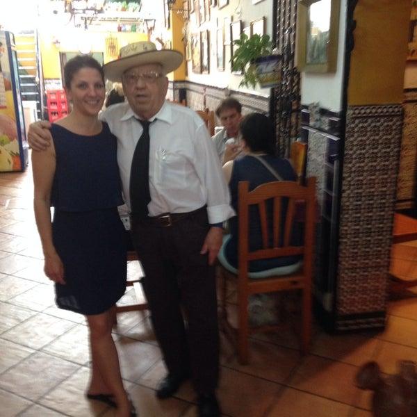 Photo taken at Taberna Miami by saraina on 5/9/2014