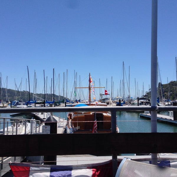 Photo taken at San Francisco Yacht Club by Christian W. on 5/26/2014