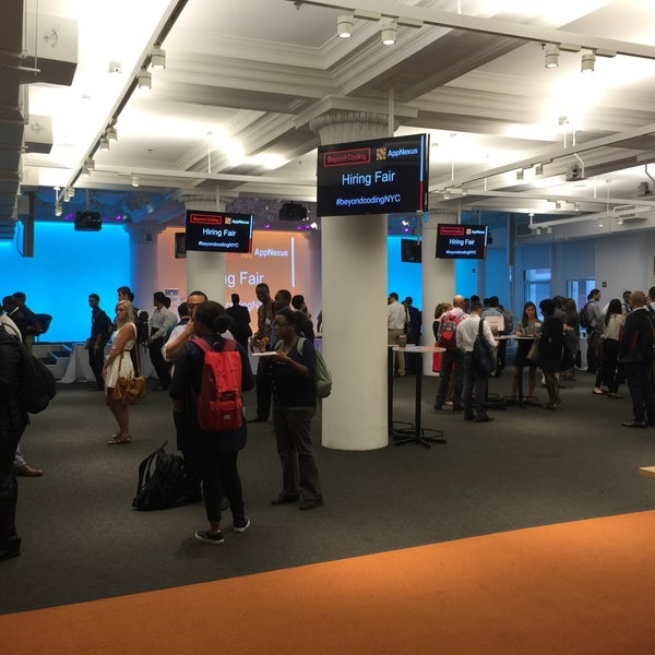 Photo taken at AppNexus by Max S. on 9/9/2015