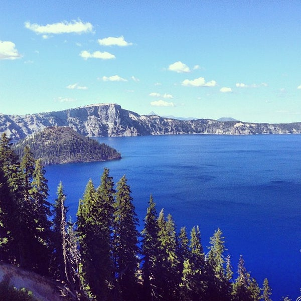 Photo taken at Crater Lake National Park by Joshua C. on 7/8/2013