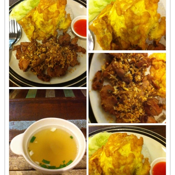 Photo taken at มีจะกิน (Mee Ja Kin) by Phayon W. on 10/2/2013