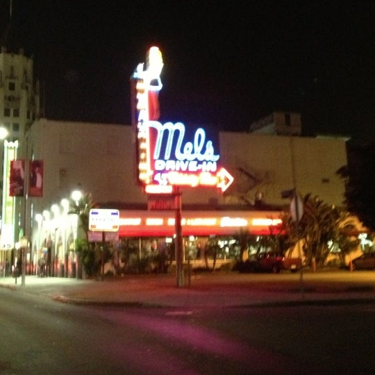 Photo taken at Mel's Drive-In by Frank R. on 11/28/2012