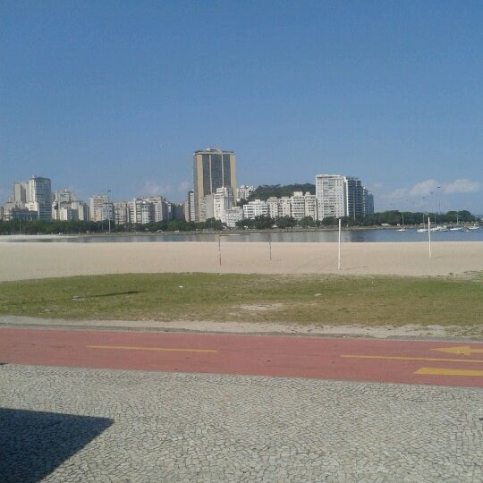 Photo taken at Aterro do Flamengo by Jaqueline G. on 1/23/2013