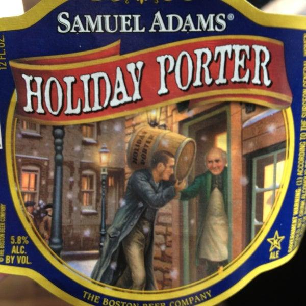 Photo taken at Samuel Adams Brewery by Meryl S. on 2/2/2013
