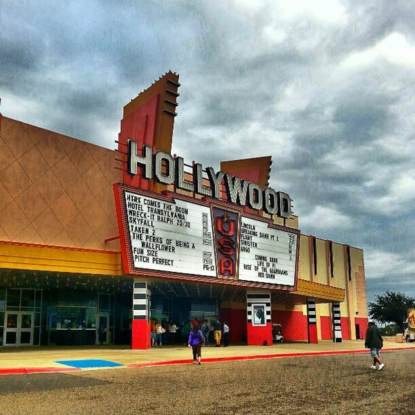 Cinemark Hollywood USA - McAllen, TX - Yelp