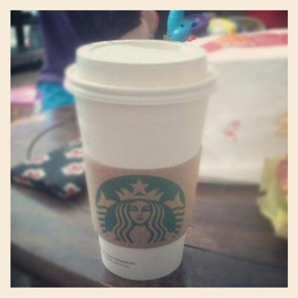 Photo taken at Starbucks by Kayla D. on 9/16/2012