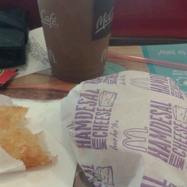 Photo taken at McDonald's by Louise P. on 8/24/2013