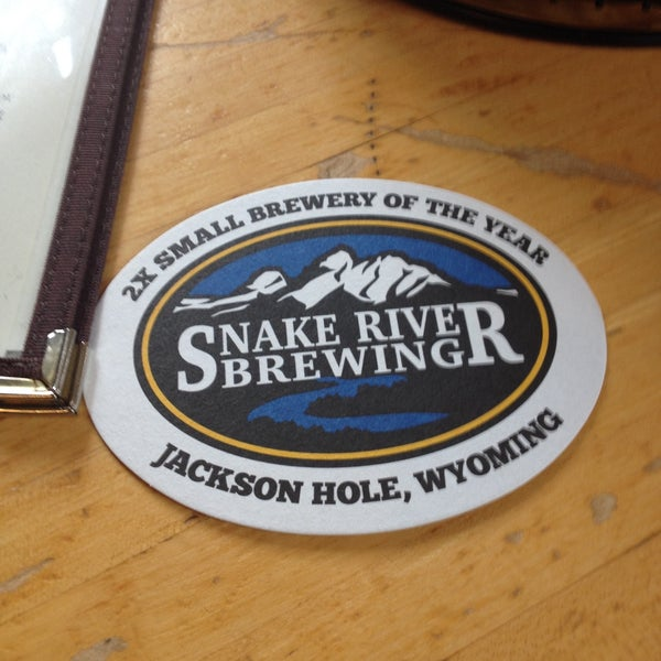 Photo taken at Snake River Brewery & Restaurant by Bridget F. on 3/21/2015