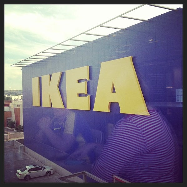 Photo taken at IKEA by Christopher A. on 7/24/2013
