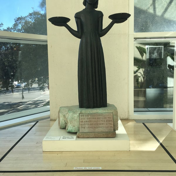 Photo taken at Telfair Museums' Jepson Center by Heather G. on 2/10/2016