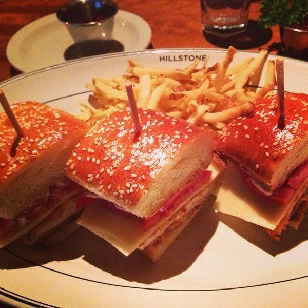Hillstone restaurant new american restaurant in downtown for American cuisine boston