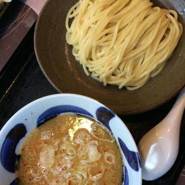 Photo taken at 三ツ矢堂製麺 下北沢店 by S K. on 11/16/2014