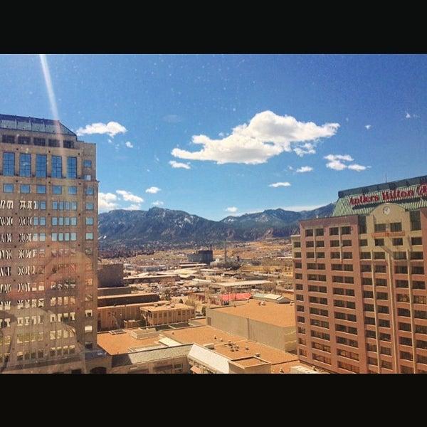 Building In Colorado Springs