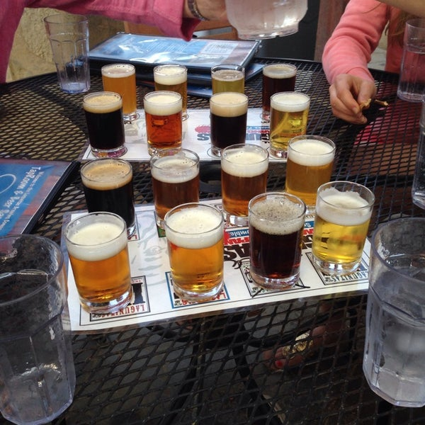 Photo taken at Lagunitas Brewing Company by Billy on 5/18/2014