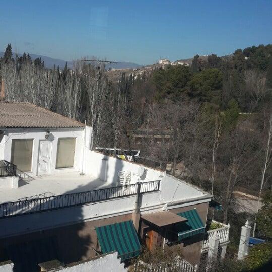 Photo taken at Hotel Alixares 4* by Fırat Ö. on 12/29/2013