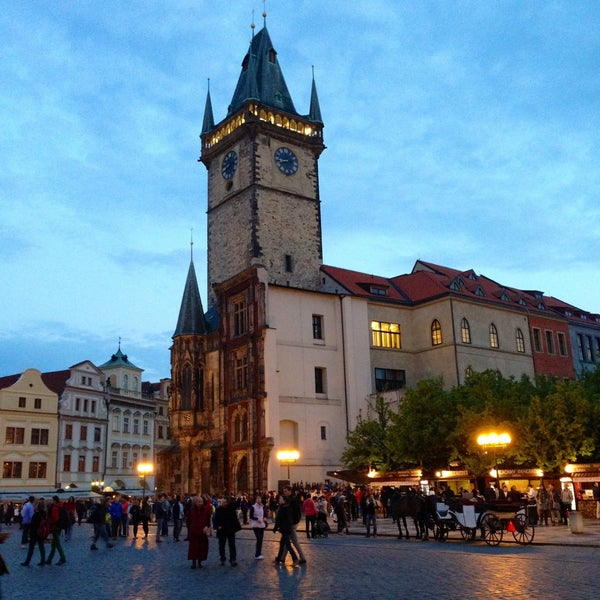 Where's Good? Holiday and vacation recommendations for Prague, Czech Republic. What's good to see, when's good to go and how's best to get there.