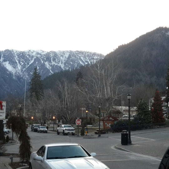 Photo taken at Town of Leavenworth by Yudell on 3/9/2015