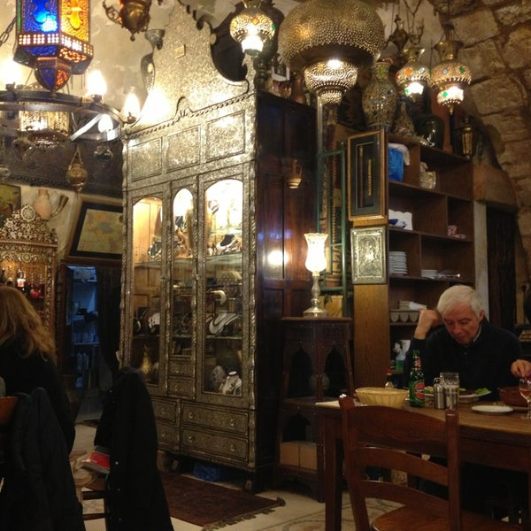 Photo taken at Armenian Tavern by Ivan E. on 1/1/2014