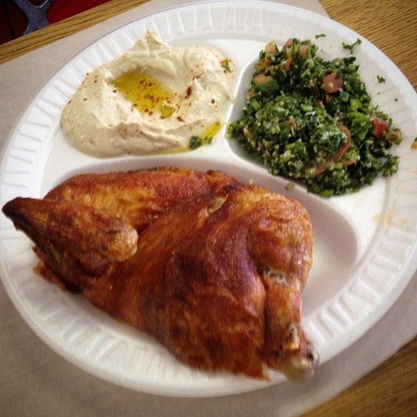 Photo taken at Zankou Chicken by Michelle C. on 7/10/2014