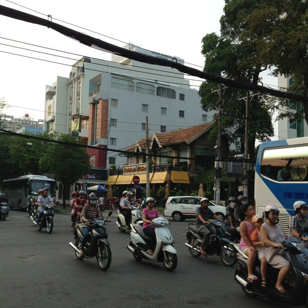 Photo taken at Mindshare Vietnam by Ольга Л. on 3/24/2013