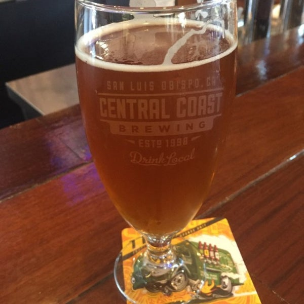 Photo taken at Central Coast Brewing by Nate L. on 9/24/2016